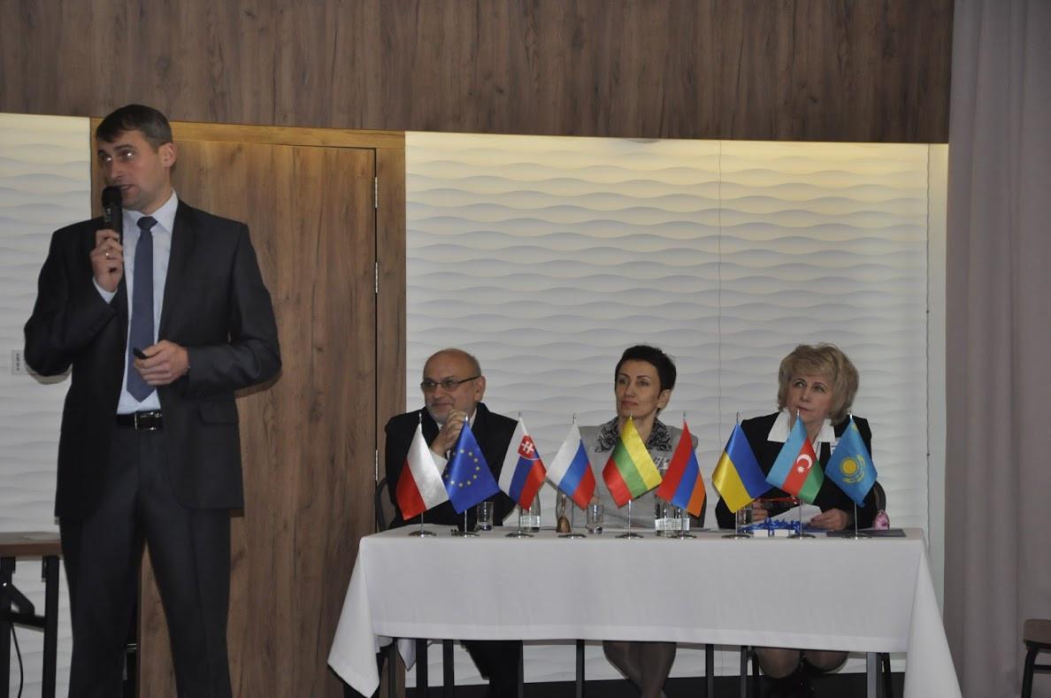 Университет Минстроя НИИСФ РААСН принял участие в международной конференции в Польше