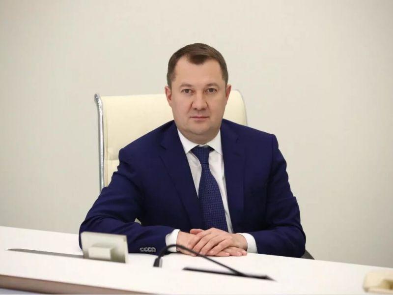 Максим Егоров - новый заместитель главы Минстроя России