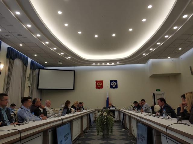 Минстрой России представил доработанную Концепцию внедрения системы управления жизненным циклом объектов капитального строительства с использованием BIM-технологий