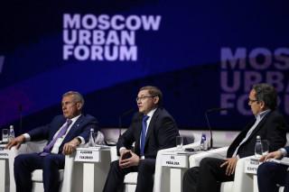 Выступление В.В.Якушева на Moscow Urban Forum