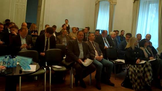 В Центральном доме архитектора прошло заседание «Градостроительная политика в регионах. Правовое регулирование»