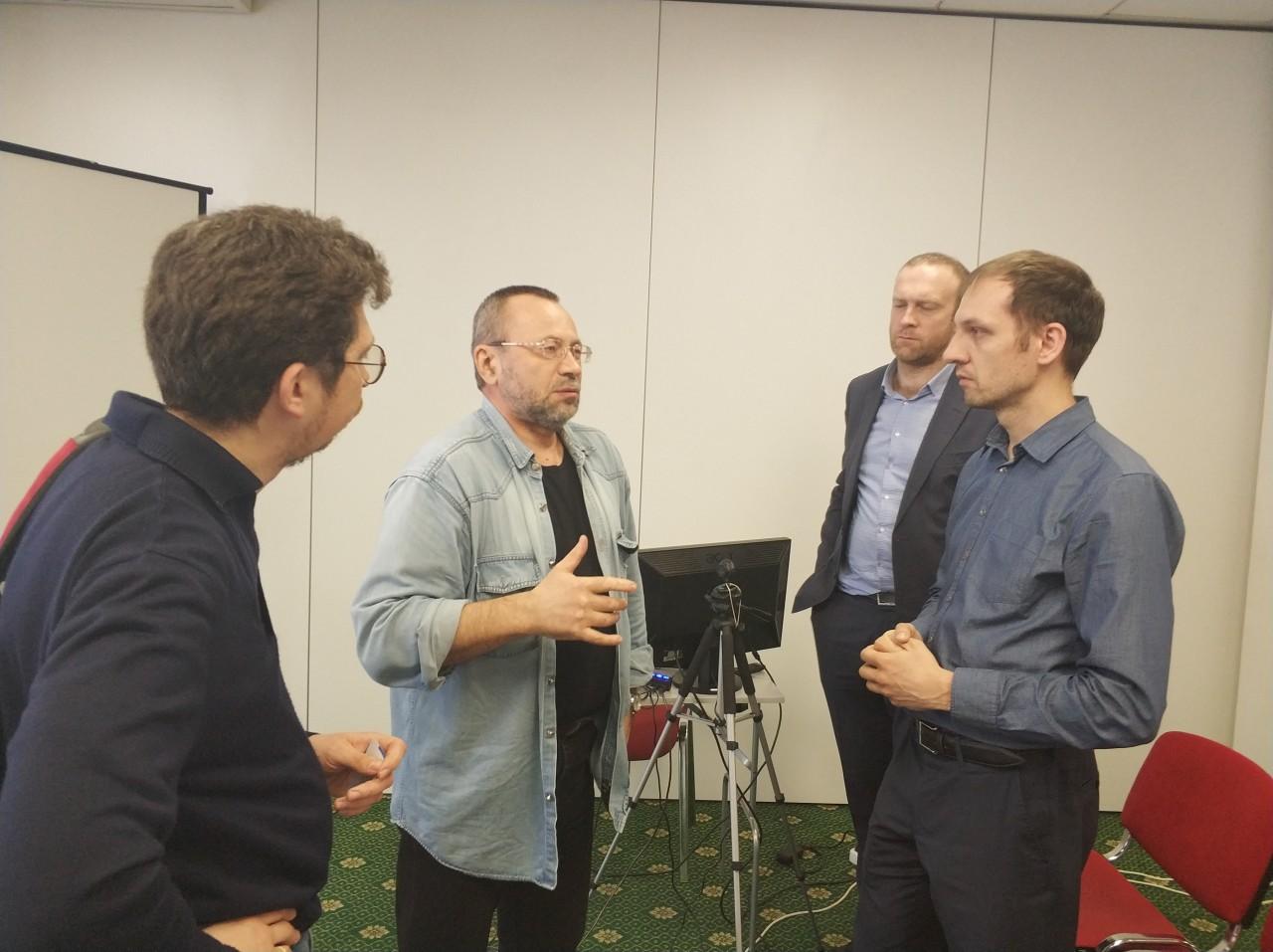 27-28 марта прошел 2-й всероссийский научно-практический семинар  «Комплексное и устойчивое развитие территорий».