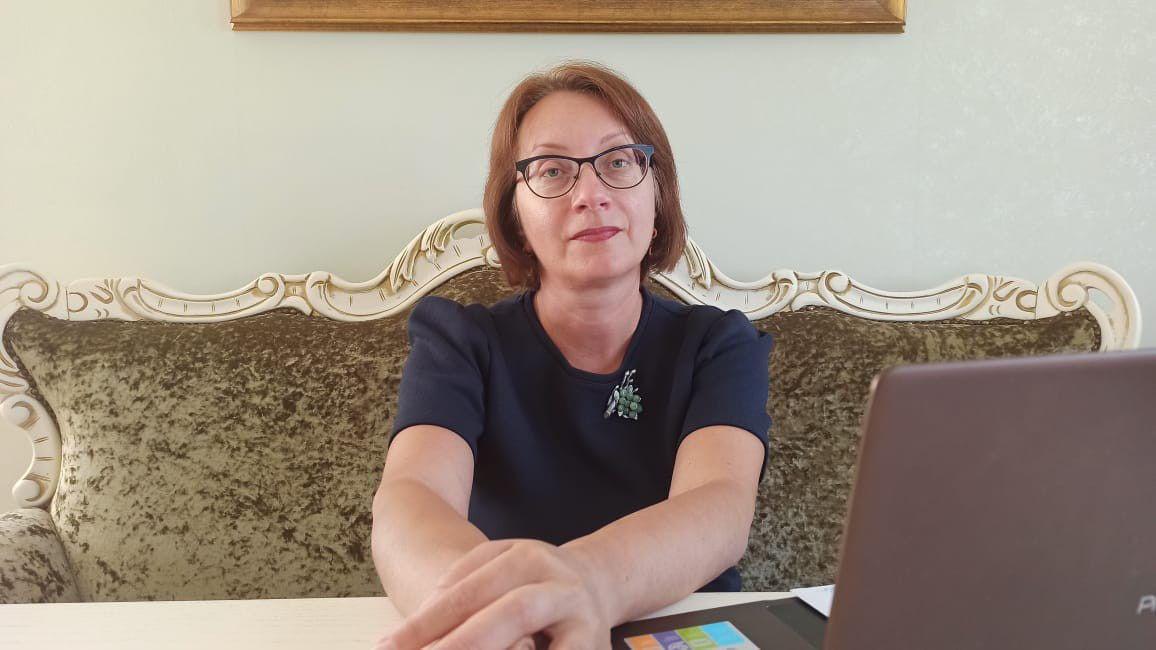 Паскина Марина Валерьевна