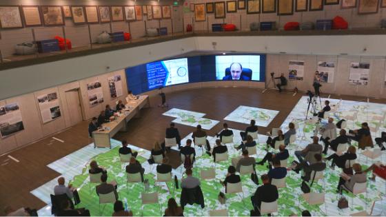 Замглавы Минстроя Александр Козлов выступил на всероссийском практическом семинаре