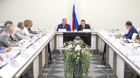 Общественный совет при Минстрое России подвел итоги работы за полугодие