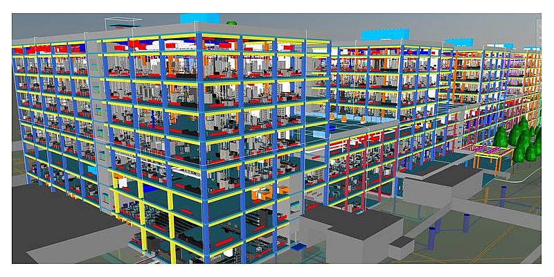 Новая программа профессиональной переподготовки «Проектирование зданий и сооружений. Технологии информационного моделирования»