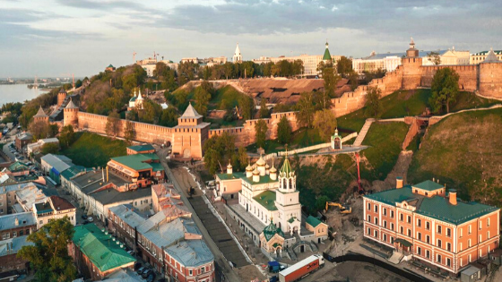 Форум малых городов и оглашение победителей V Всероссийского конкурса пройдут в Нижнем Новгороде 25 и 26 августа